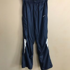 NIKE Storm Fit Windbreaker Navy Pants - S